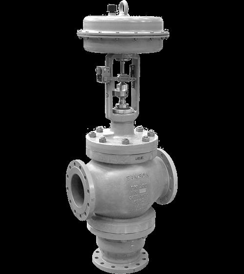 modulating control valves